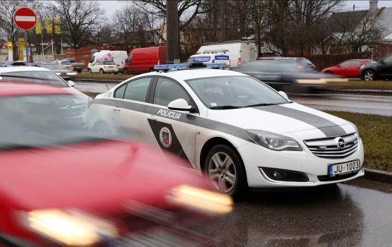 В ДТП в Латгале погиб пешеход