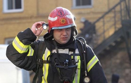 При пожаре в жилом доме в Елгаве пострадали пять человек
