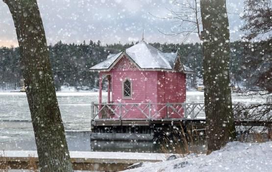 В новогоднюю ночь осадки ожидаются в Курземе, 1 января потеплеет до +7 градусов