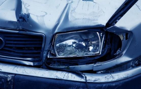 Под новый год в столкновении двух «VW» погиб человек, трое с травмами