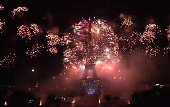 Мороз в Нью-Йорке, рекордное шоу в Дубае, снайперы в Лондоне, женские убежища в Берлине: как мир отметил Новый год (ВИДЕО)