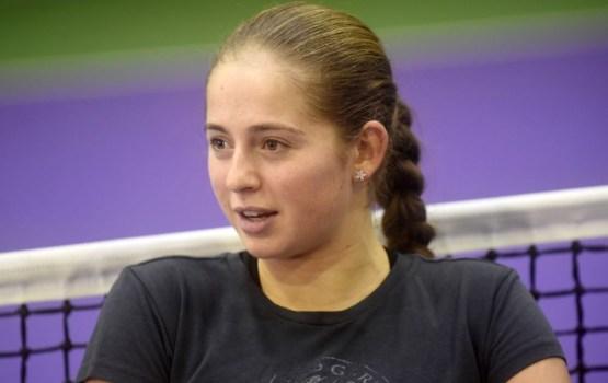 Остапенко проиграла в первом официальном матче сезона
