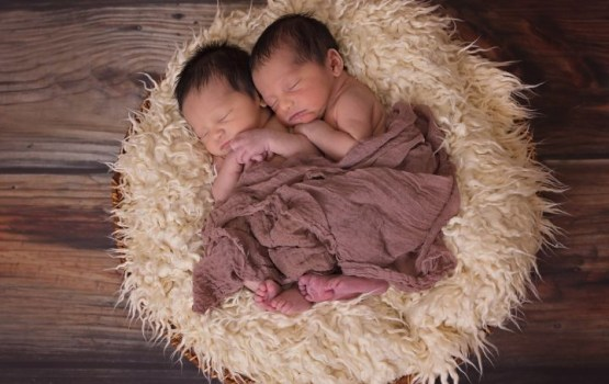 В США близнецы родились в разные годы