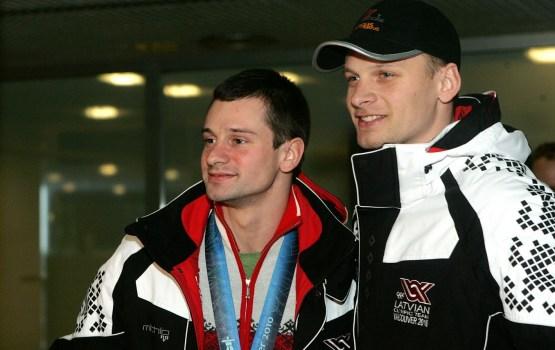 Неудачный первый заезд лишил Мартина Дукурса призового места в Альтенберге