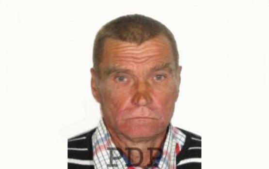 Полиция разыскивает Николая Балабина