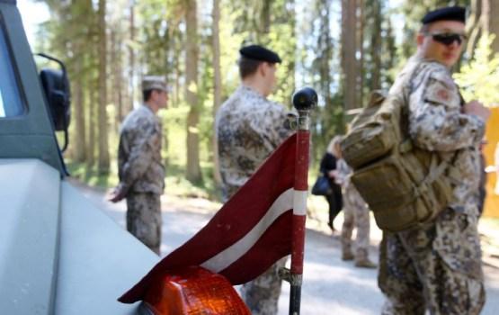 LR4: Латвийская армия готовится открыть первую базу в Латгалии