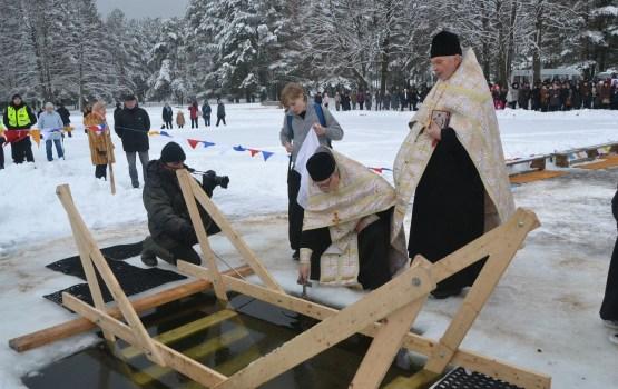 Крещения в Стропах не будет