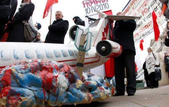 Польша сообщила новые данные о взрывах на борту Ту-154 с Качиньским