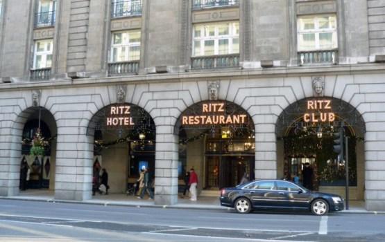В парижском отеле Ritz ограблен ювелирный магазин: похищены украшения на 4 млн евро