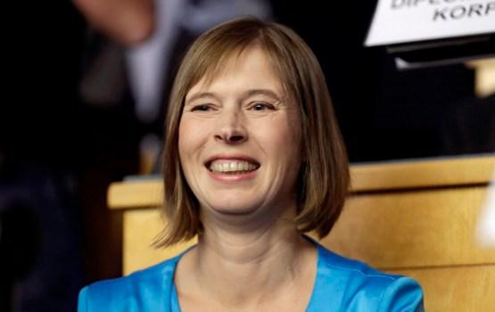 Президент Эстонии пообещала на месяц переехать в Нарву