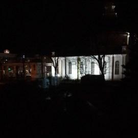 В Саду скульптур скоро снова появится освещение