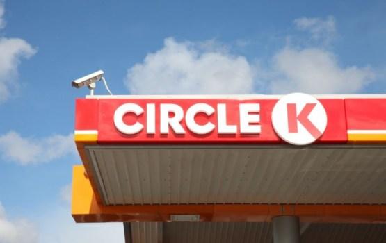 "В Елгаве совершено ограбление на АЗС ""Circle K"" (дополнено)"