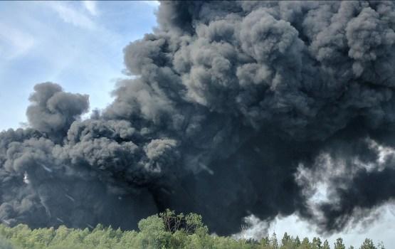 В прошлом году уменьшилось количество погибших в пожарах