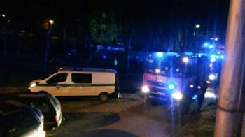 Этой ночью на Химии произошел трагический пожар (ВИДЕО)