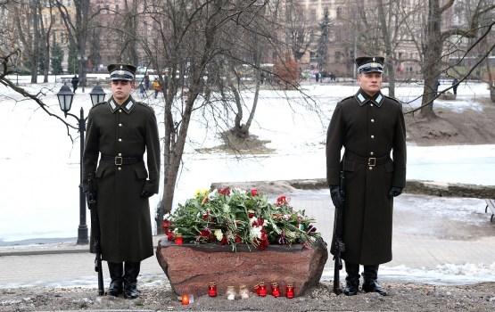 В Риге состоятся мероприятия памяти баррикад
