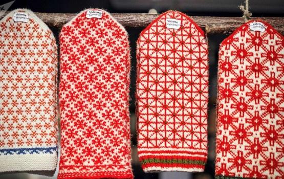 Варежки как символ латышской идентичности