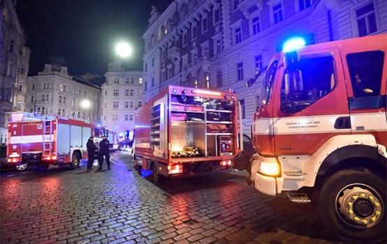 Пожар в пражском четырехзвездочном отеле: число жертв возросло до четырех
