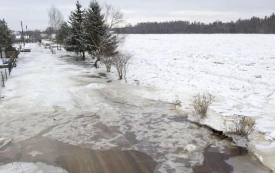 В случае наводнения Екабпилс готов эвакуировать людей