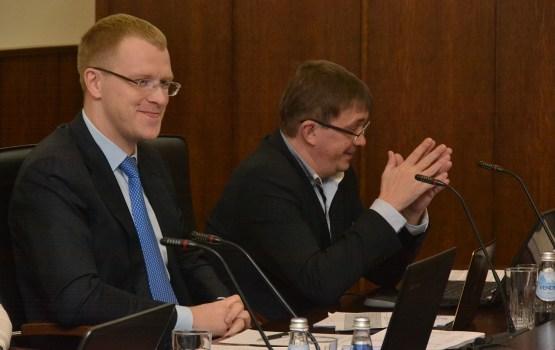 Во время принятия бюджета некоторые депутаты развлекались (ВИДЕО)