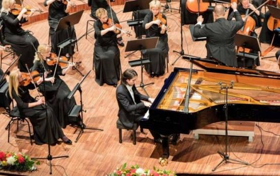 В Даугавпилсе выступит Лиепайский симфонический оркестр