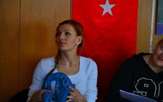 D-pils Youth: педагог с альтернативными взглядами Евгения Цимошка