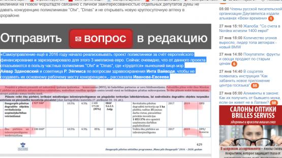 Шесть признаков агонии депутатов «Согласия»