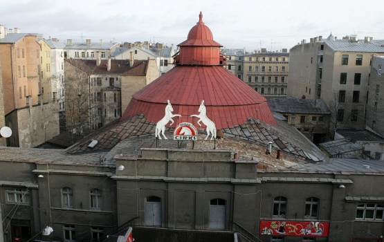Суд удовлетворил иск бывших владелиц здания Рижского цирка о компенсации