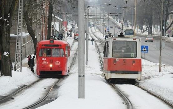 Дума планирует купить землю для прокладки трамвайной линии