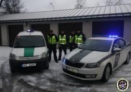 Полиция устроила облаву на учебные машины