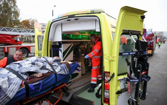В прошлом году в результате несчастных случаев на работе погибло 20 человек