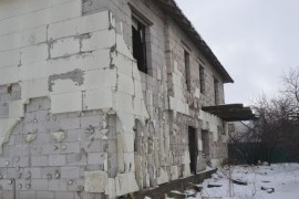 Собственники заброшенного здания на Ошкална в бегах