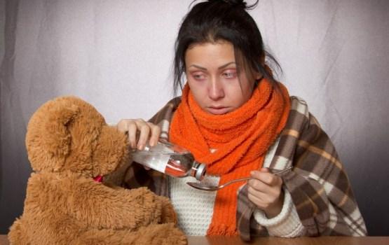 Латвийцев предупреждают о новой волне гриппа в ближайшие недели