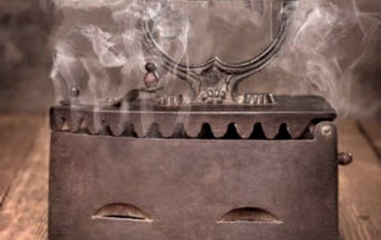 Выставка «Рассказ старого утюга»