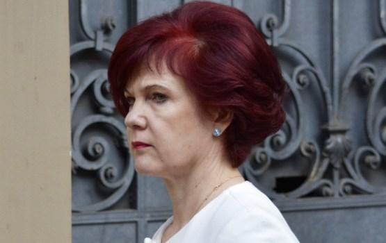 Аболтиня приступила к обязанностям директора Европейского департамента МИД