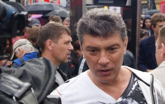 В Вашингтоне площадь перед посольством России назвали в честь Немцова
