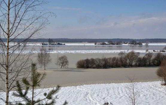 Прогнозы о возможности наводнения в крае пока делать не рискуют
