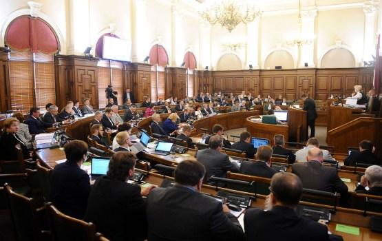 Сейм призвал правительство ввести санкции против причастных к делу Магнитского