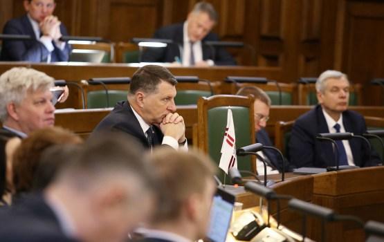 Президент вернул в Сейм поправки о запрете офшорам принимать участие в публичных закупках
