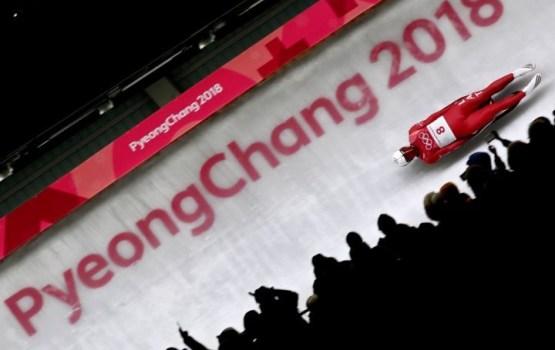 Дебютант Олимпиады латвийский саночник Кристер Апарьодс занял 11-е место