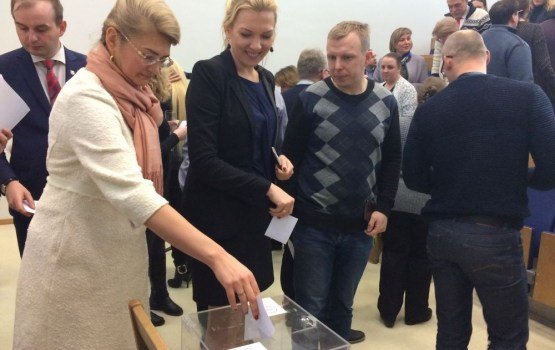 Ректором ДУ избрана Ирена Кокина