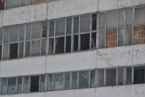 Большие производственные цеха бывшего ЗХВ продолжают разрушаться