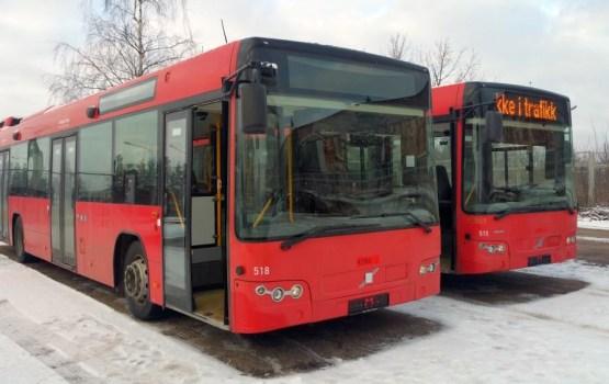 Каждый автобус Daugavpils satiksme ломается 30 раз в год