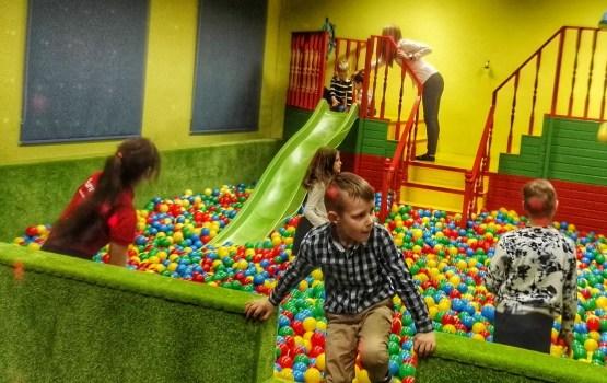 Центр развлечений Funny Land: веселье в 30 000 шаров