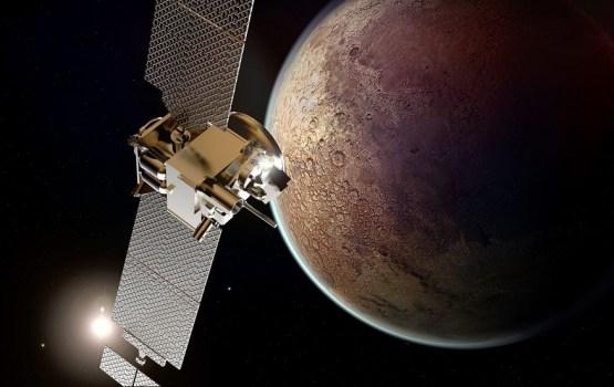 Британский астронавт назвал сроки высадки землян на Марс