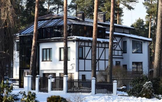 Полиция воздерживается от оценок ограбления дома Римшевича