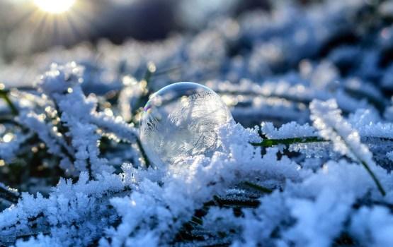 Сильные морозы закончатся вместе с февралем