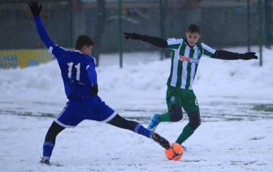 Даугавпилсские футболисты – в финале Зимнего кубка