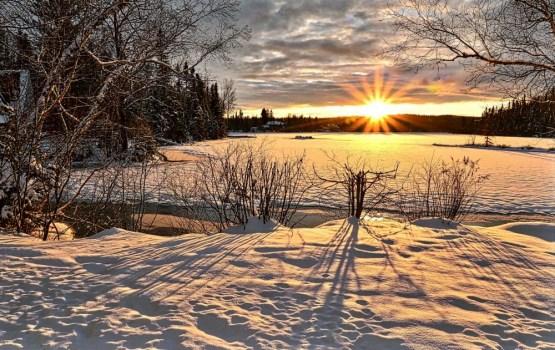 Утро в среду будет самым холодным этой зимой