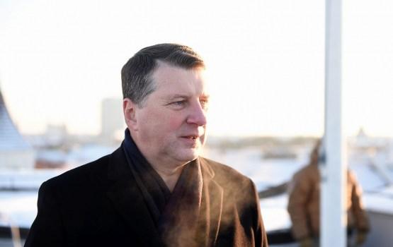 Вейонис примет участие в торжественном мероприятии в честь столетия Эстонии