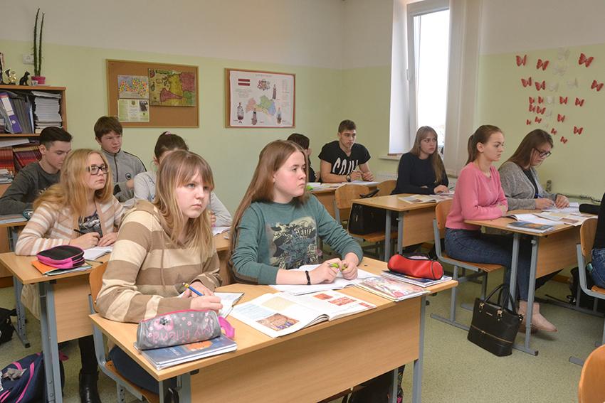 Закон оботмене русского языка влатышских школах принят в заключительном чтении